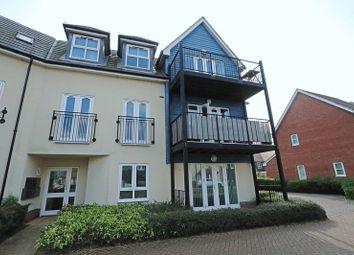 2 bed flat for sale in Tyhurst, Middleton, Milton Keynes MK10
