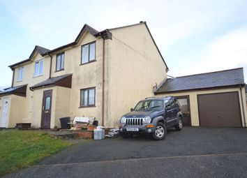 Thumbnail 3 bed semi-detached house for sale in Holley Park, Okehampton
