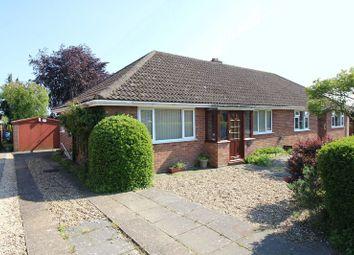 Thumbnail 3 bedroom semi-detached bungalow for sale in Westwood Drive, Hellesdon, Norwich