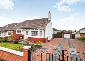 Thumbnail 2 bed bungalow for sale in Criffell Road, Glasgow