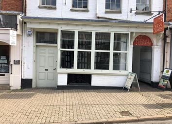 Thumbnail Retail premises to let in Ground Floor Premises, 12 High Street, Ledbury, Herefordshire