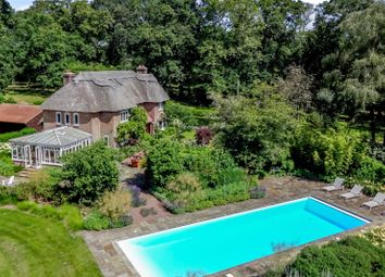 Thumbnail 4 bed detached house for sale in Linwood, Ringwood, Hampshire