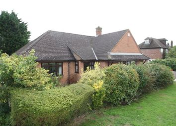 Thumbnail 2 bed bungalow for sale in Verney Avenue, Cressex Business Park, High Wycombe