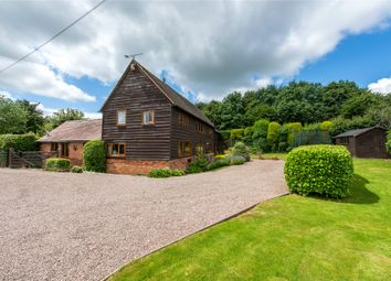 Thumbnail 4 bed barn conversion for sale in Tedstone Wafre, Bromyard, Worcestershire