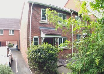 Thumbnail 3 bed end terrace house to rent in Swaffer Way, Singleton, Ashford, Kent