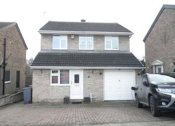 Thumbnail 3 bed detached house for sale in Brampton Crescent, Wombwell, Barnsley