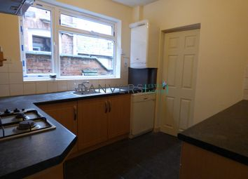 Thumbnail 3 bed terraced house to rent in Thirlmere Street, Leicester