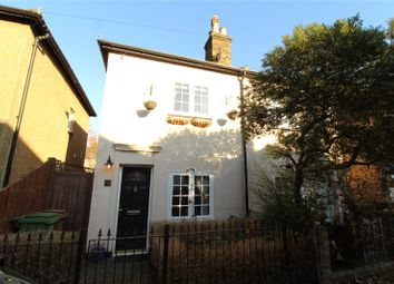 Thumbnail 2 bed semi-detached house for sale in Palmerston Road, Carshalton