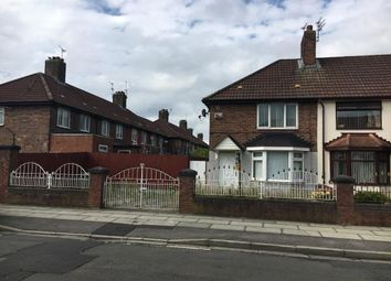 Thumbnail 2 bedroom town house for sale in Croxdale Road, Liverpool