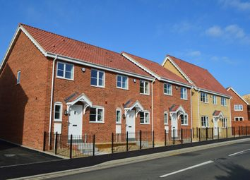 Thumbnail 3 bed end terrace house for sale in Plot 5, Blacksmith's Corner, Hales