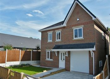 Thumbnail 4 bedroom property for sale in Carr Heyes Drive, Preston