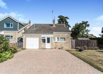 Thumbnail Detached house for sale in Honeymeade Close, Stanton, Bury St. Edmunds
