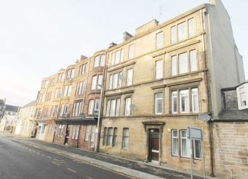 Thumbnail 1 bed flat for sale in 28, St James Street, Flat 2-1, Paisley, Renfrewshire PA32Jr