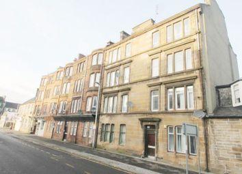 Thumbnail 1 bed flat for sale in 28, St James Street, Flat 2-1, Paisley, Renfrewshire PA32Jr