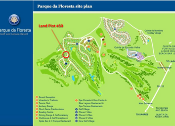 Thumbnail Land for sale in Budens, Algarve, Portugal