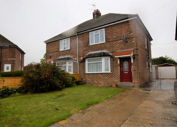 Thumbnail 3 bed semi-detached house for sale in Wold View, Fridaythorpe, Driffield