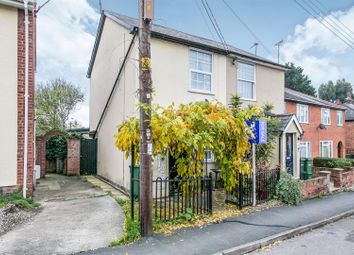 Thumbnail 2 bedroom semi-detached house for sale in Trinity Road, Halstead, Essex