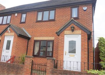 Thumbnail 3 bed semi-detached house for sale in Cooperative Terrace, Newcastle Upon Tyne