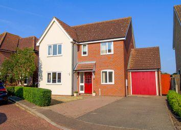 4 bed detached house for sale in Glebelands, Great Horkesley, Colchester CO6