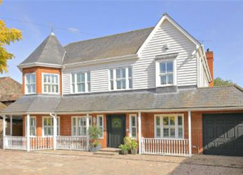 Thumbnail 6 bedroom detached house for sale in Barham Avenue, Elstree, Borehamwood