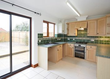Thumbnail 2 bedroom terraced house to rent in Howard Way, Aylsham
