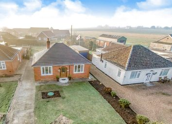 Thumbnail 3 bed detached bungalow for sale in Walcott Road, Billinghay, Lincoln