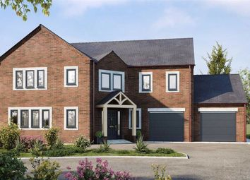 Thumbnail 4 bed detached house for sale in Chesterfield Road, Shirland, Alfreton