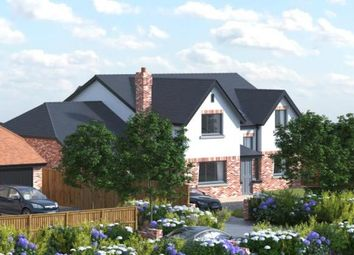Thumbnail 4 bedroom detached house for sale in Aughton Chase, Springfield Road, Aughton, Lancashire