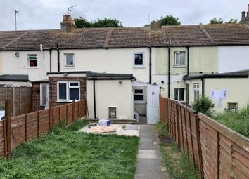 2 bed terraced house for sale in Railway Terrace, All Saints Avenue, Margate CT9