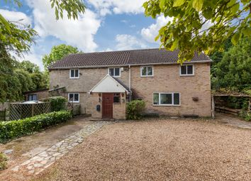 Thumbnail 4 bedroom detached house for sale in Newton Road, Whittlesford, Cambridge