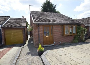 Thumbnail 2 bed detached bungalow for sale in Northway, Tewkesbury, Gloucestershire