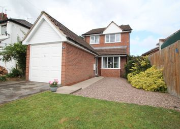 Thumbnail 3 bed detached house to rent in Tanworth Lane, Shirley, Solihull