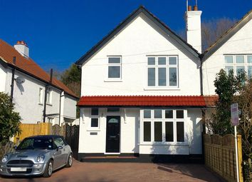 Thumbnail 4 bed semi-detached house for sale in Belmont Road, Leatherhead