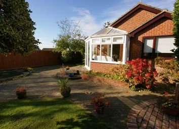 Thumbnail 2 bed detached bungalow for sale in Huntick Road, Lytchett Matravers, Poole