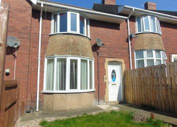 Thumbnail 3 bedroom terraced house to rent in North View, Blackhill, Consett