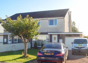 Thumbnail 3 bed semi-detached house for sale in Macdonald Smith Drive, Carnoustie