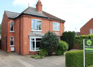 3 bed semi-detached house for sale in Doddington Road, Lincoln LN6