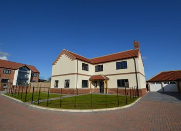 Thumbnail 5 bed detached house for sale in Meadow Dene, East Ayton, Scarborough