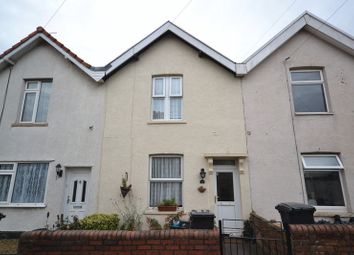 Thumbnail 3 bed terraced house for sale in Victoria Park, Kingswood, Bristol