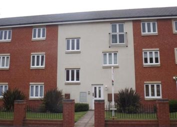 Thumbnail 2 bed flat for sale in Ardgowan Grove, Wolverhampton, West Midlands