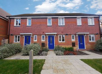 Thumbnail 2 bed terraced house for sale in Cornflower Close, Harwell, Didcot
