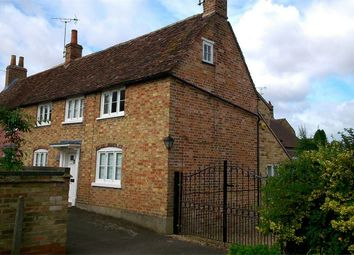 Thumbnail 3 bed semi-detached house for sale in Carnaby, Kimbolton, Huntingdon