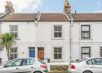 Thumbnail 2 bed terraced house for sale in Becket Road, Worthing, West Sussex