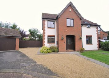 Thumbnail 4 bed detached house for sale in The Nurseries, Bishops Cleeve