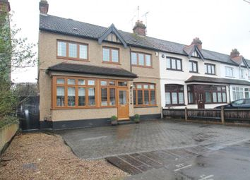 Thumbnail 4 bed end terrace house for sale in Geariesville Gardens, Ilford
