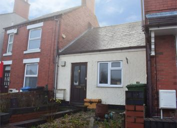 Thumbnail 1 bed terraced bungalow for sale in Fennant Road, Ponciau, Wrexham