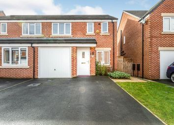 Thumbnail 3 bed semi-detached house for sale in Halifax Drive, Buckshaw Village, Chorley, Lancashire