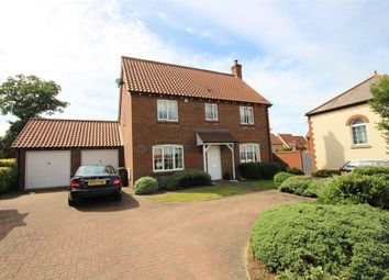 Thumbnail 4 bed detached house to rent in Rushmoor Drive, Braintree, Essex