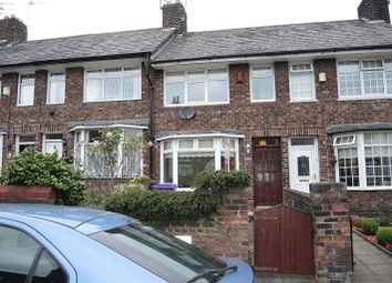 Thumbnail 3 bedroom terraced house for sale in Bonsall Road, West Derby, Liverpool
