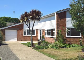 Thumbnail 3 bed detached bungalow for sale in Woodland Grove, Bembridge, Isle Of Wight